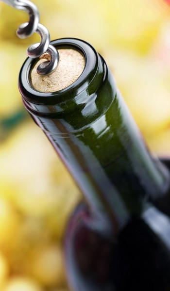 deboucher bouteille vin naturel